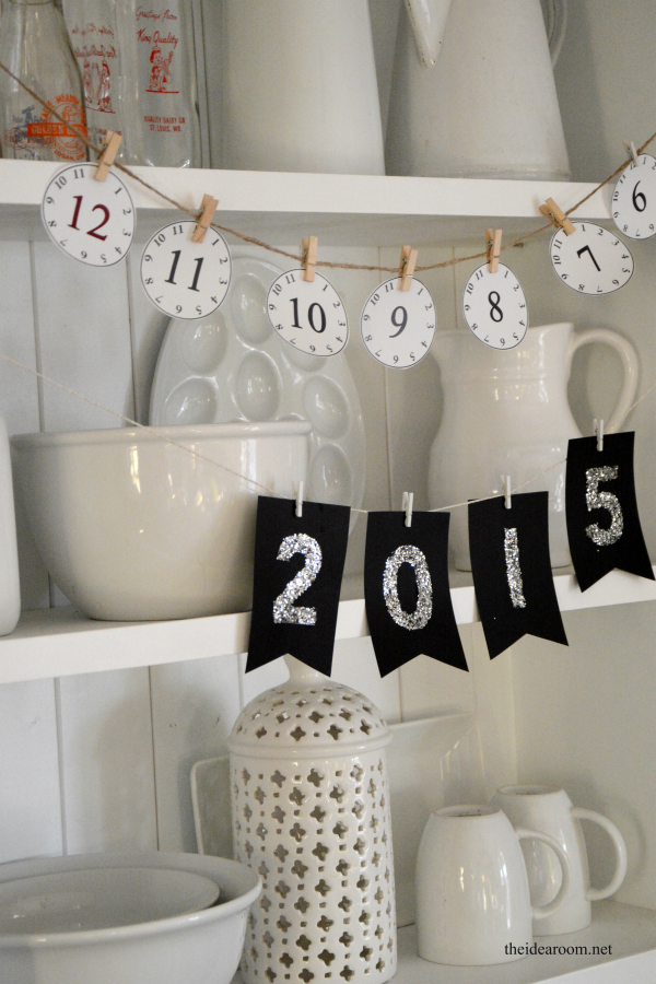 New Year S Eve Countdown Activity Bags The Idea Room