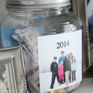 New Year's Eve Time Capsule & Printables