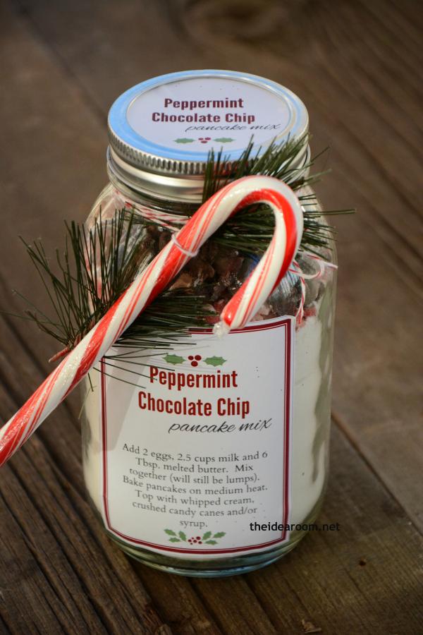 Peppermint Chocolate Chip Pancake Mix 5