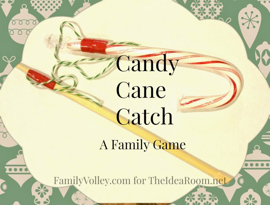 candy cane catch