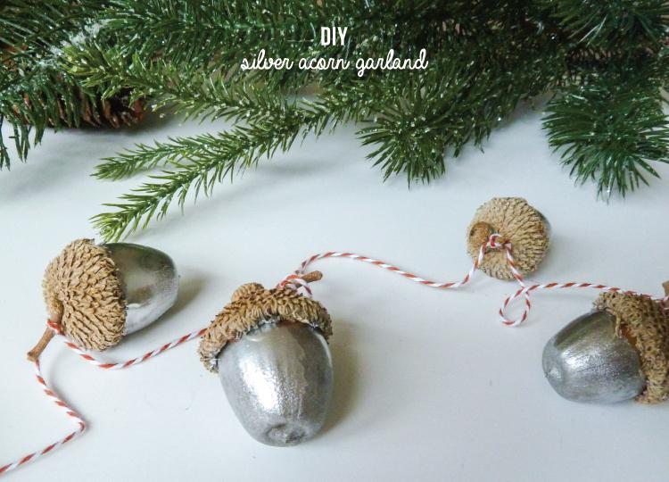 diy-silver-acorn-garland