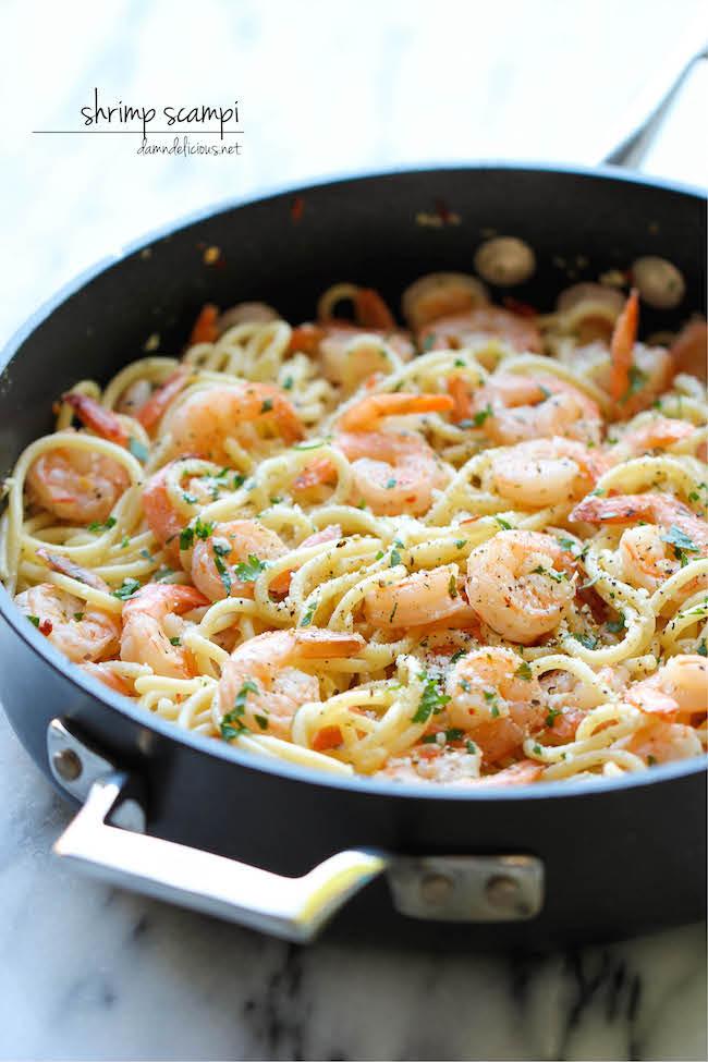 Grilled Shrimp Scampi Food Network