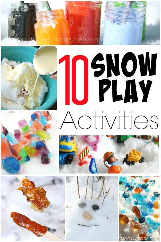 Indoor Activities For Kids The Idea Room