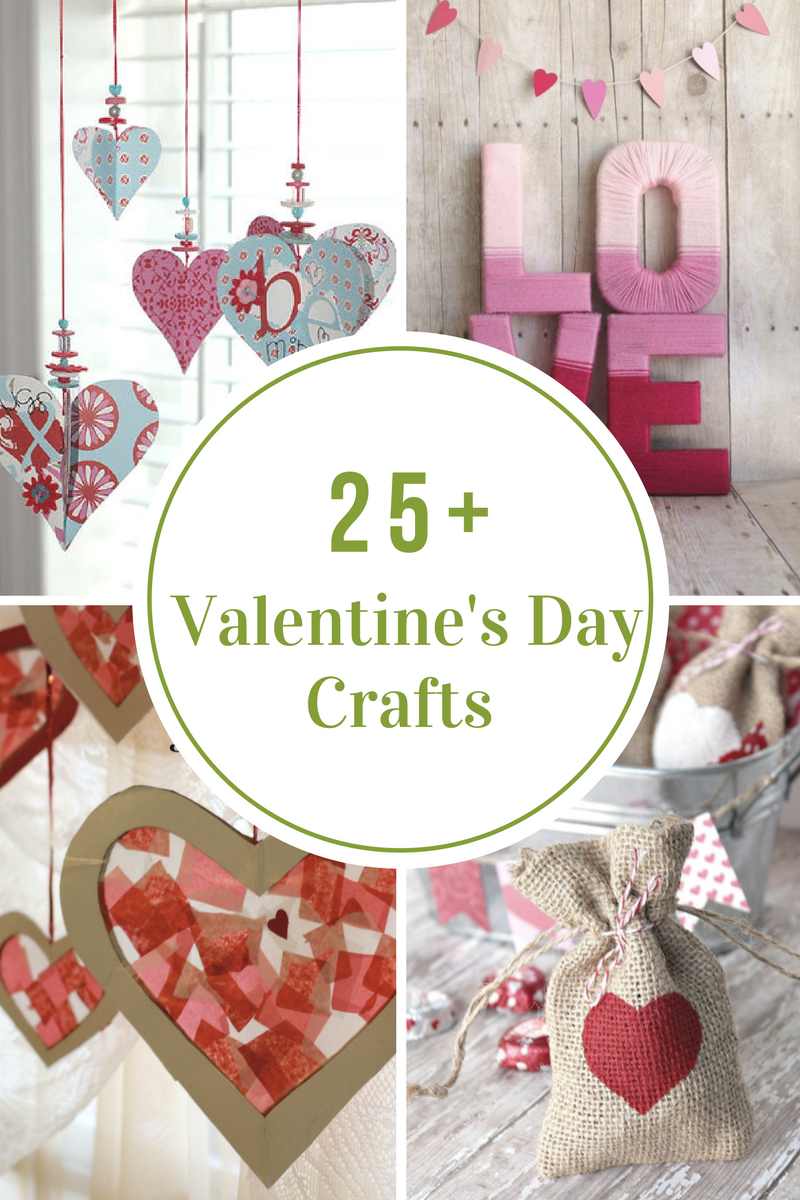 Valentine S Day Crafts The Idea Room