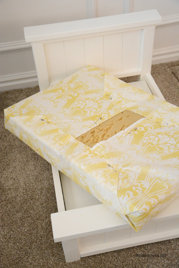 DIY Doll Bed 11