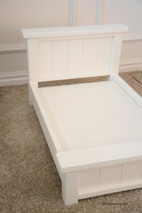 DIY Doll Bed 12