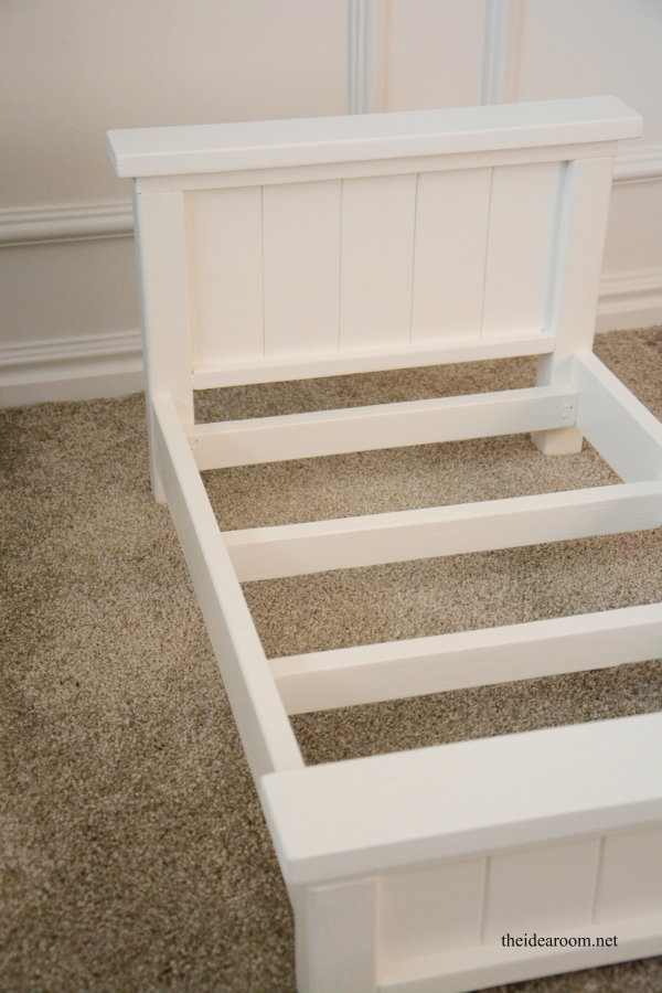 DIY Doll Bed 13