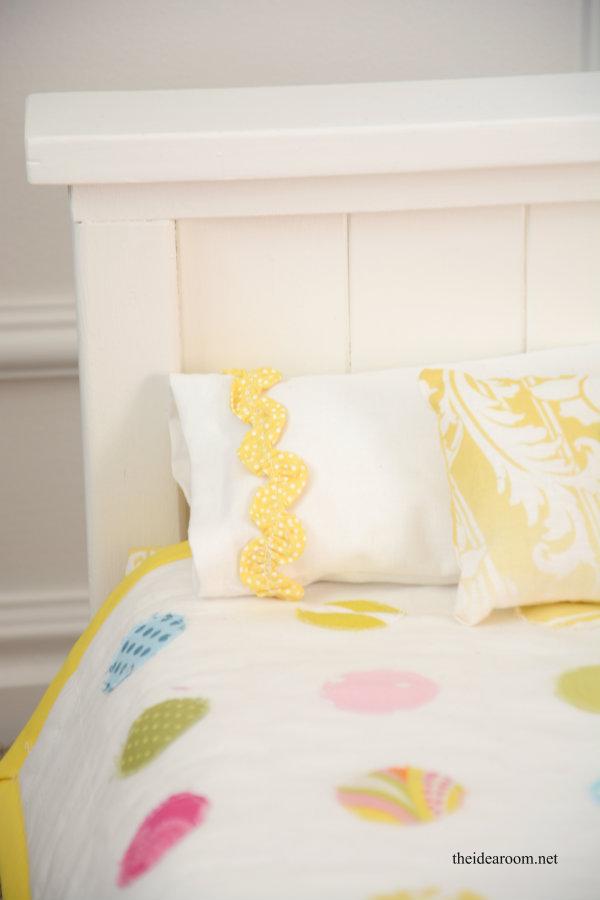 DIY Doll Bed 4