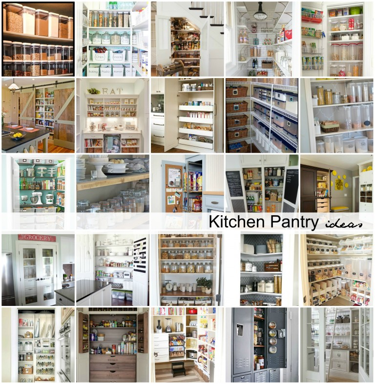 Diy Kitchen Storage Ideas Pinterest