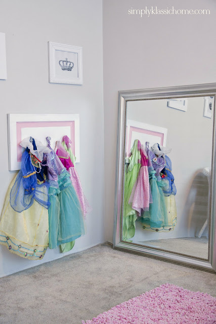 Princess Dressing Area 1