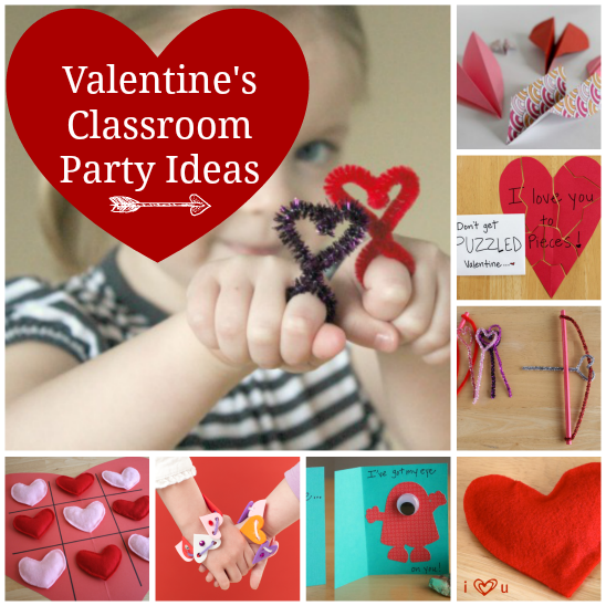 Toddler Classroom Valentine Ideas : Diy kids classroom valentine s day ideas the idea room