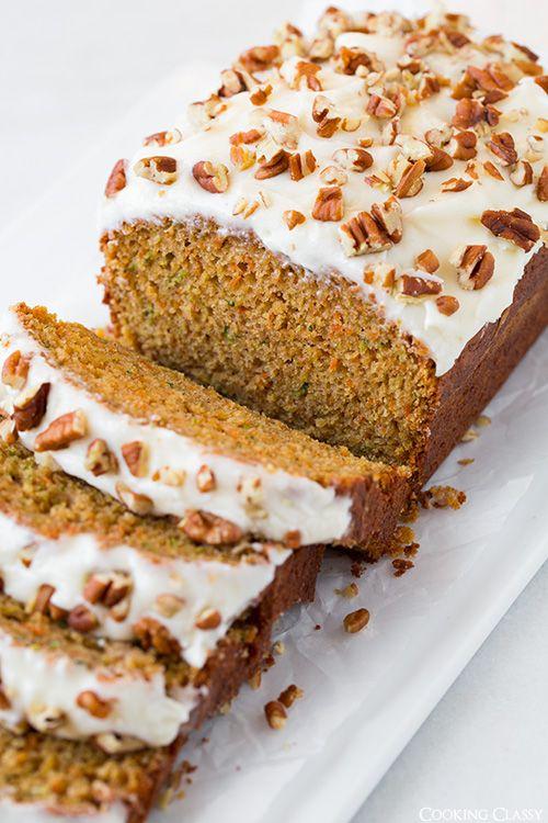 Banana Carrot Almond Meal Cake