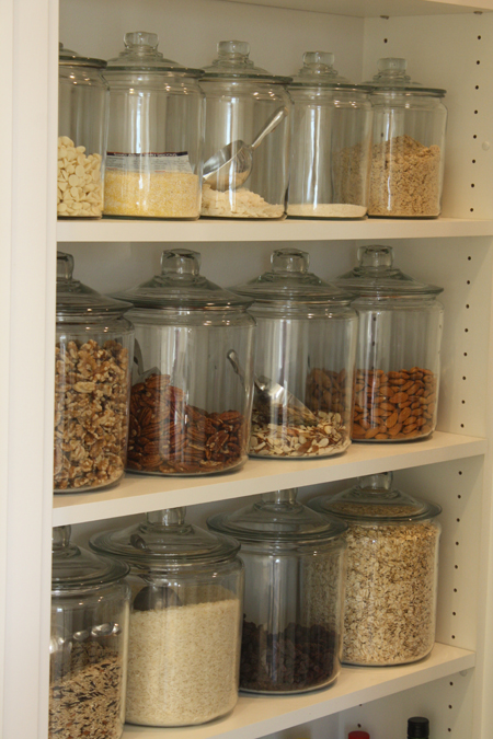Storage Containers For Kitchen Cabinets
