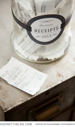 receipt-organization