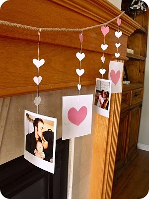 valentines bunting