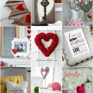 Valentine's Day Decor Round Up