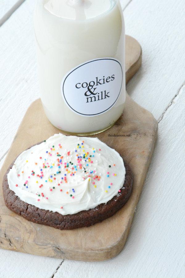 Chocolate Sugar Cookies 4