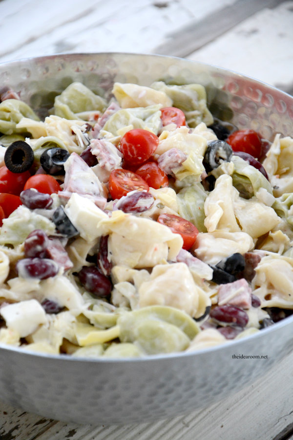 Pasta-Salad-Recipe-with-Tortellini