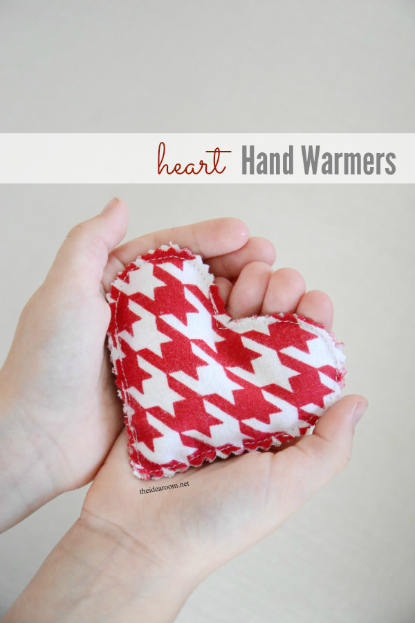 Heart Hand Warmers cover