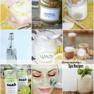 Homemade Spa Recipes
