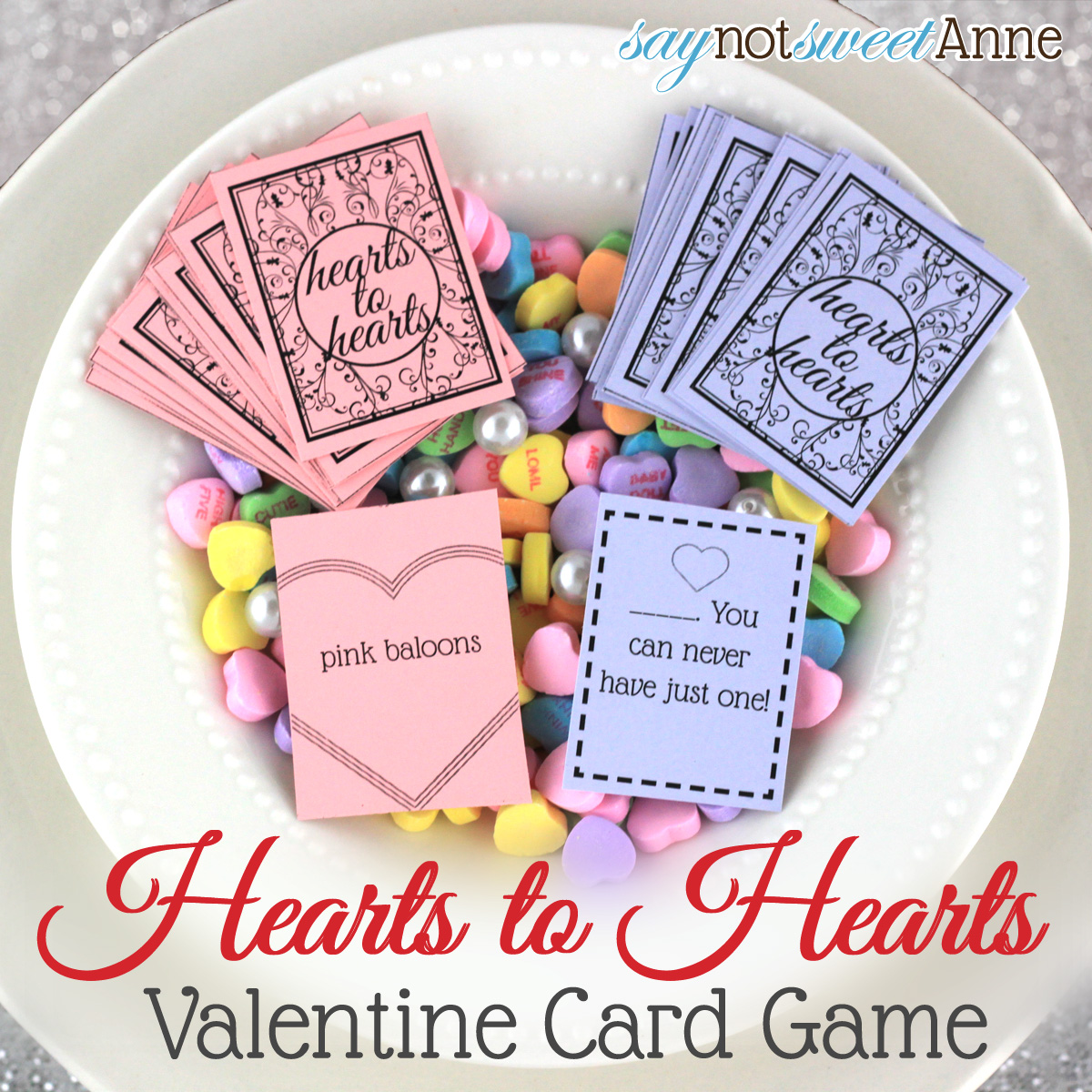 Classroom Birthday Party Games ~ Valentine s day classroom party games the idea room