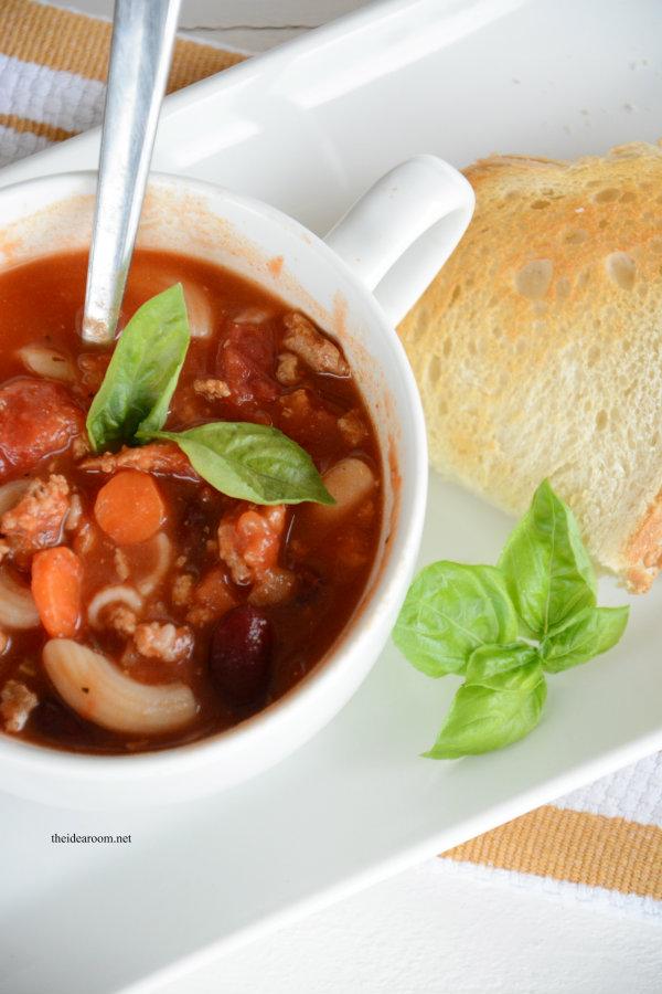 Pasta-Fagioli-Soup 4