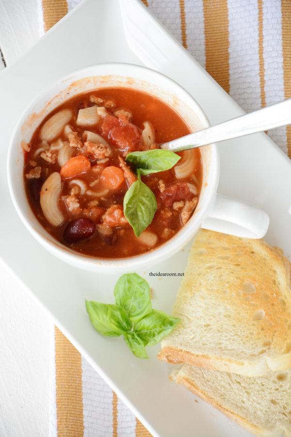 Pasta-Fagioli-Soup 6