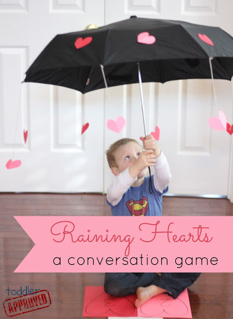 Raining Hearts Game