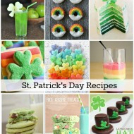 St. Patrick's Day Treat Recipes