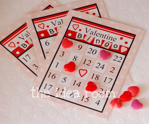Classroom Birthday Party Games : Valentine s day classroom party games the idea room