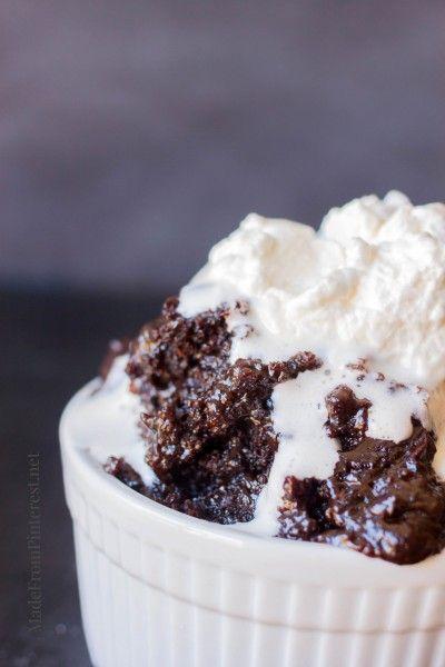 Easy Crockpot Cake Recipe