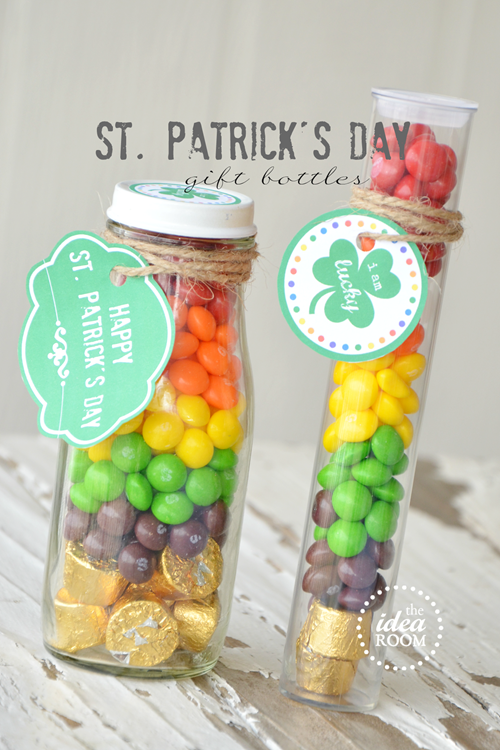 St Patrick S Day Printable Gift Ideas The Idea Room