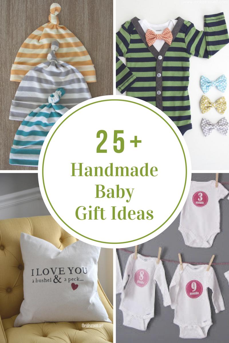 25-Handmade-Baby-Gift -Ideas