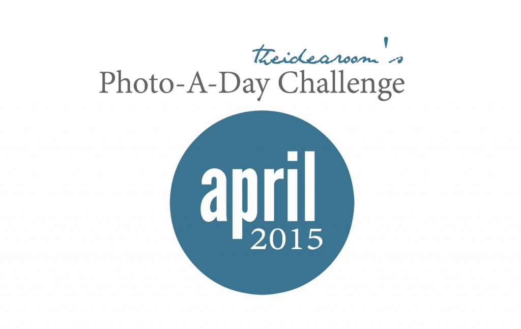April photo a day cover