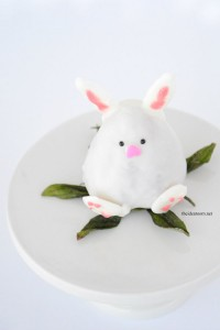 Chocolate Covered Strawberry Easter Bunny 2