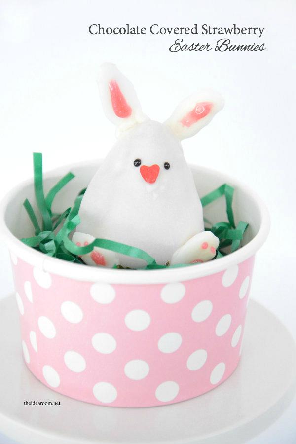 Easter Treat Recipes The Idea Room