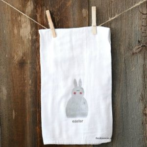 DIY-Easter-Hand-Towel Cover
