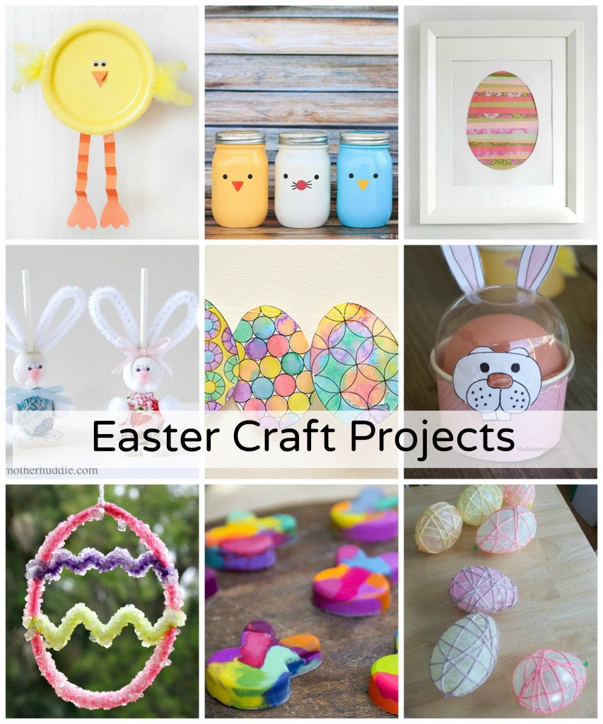 DIY Easy Easter Craft Projects