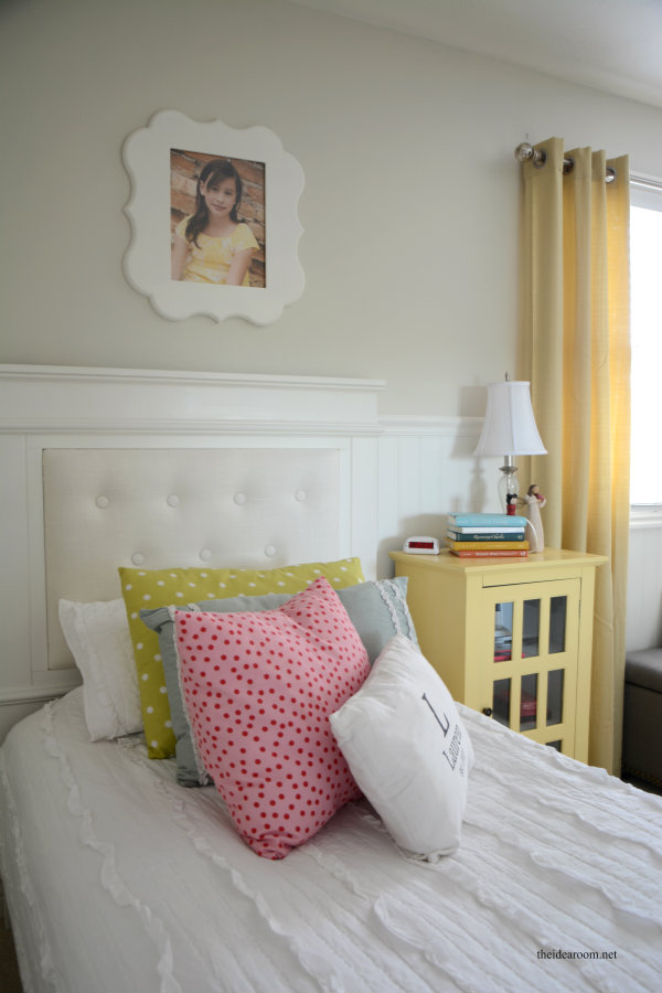DIY Tufted Headboard 1