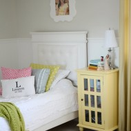 Tufted Headboard Tutorial