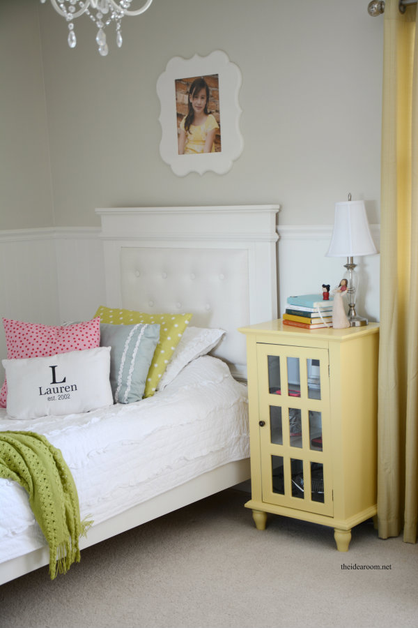 DIY Tufted Headboard 6
