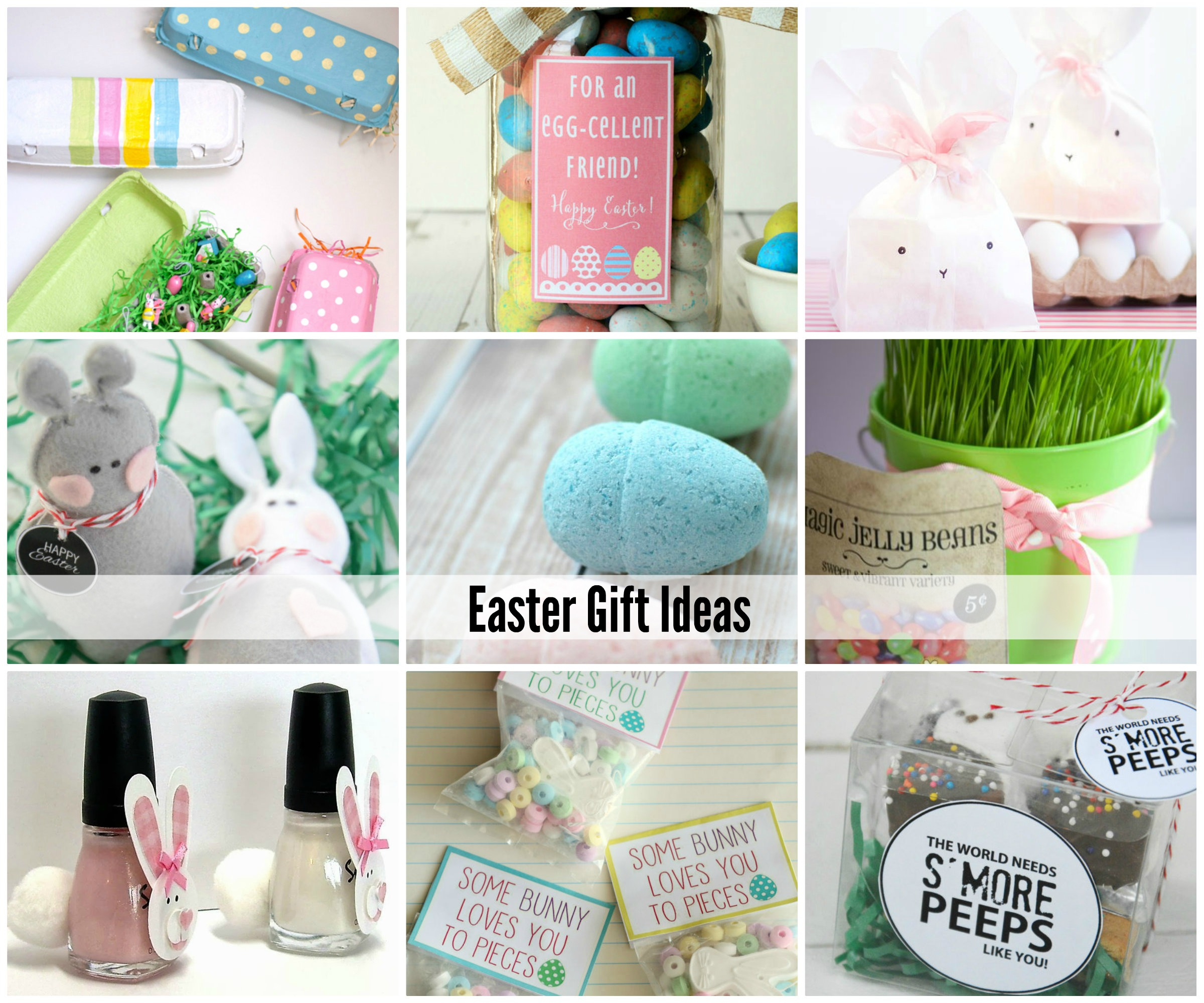 Images of simple easter gift ideas sc diy easter gift ideas the idea room negle Gallery