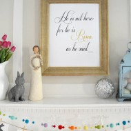 Free Printable Easter Sign