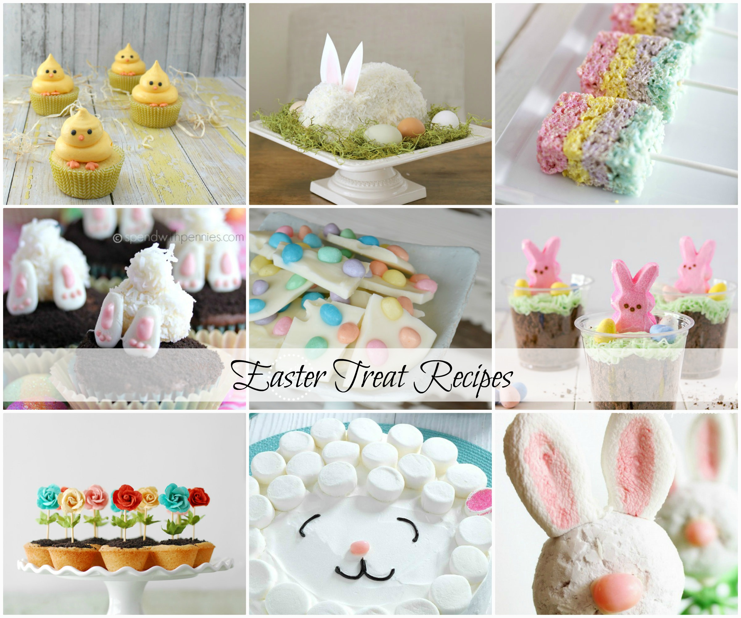 Easter treat recipes the idea room for Easter ideas for food