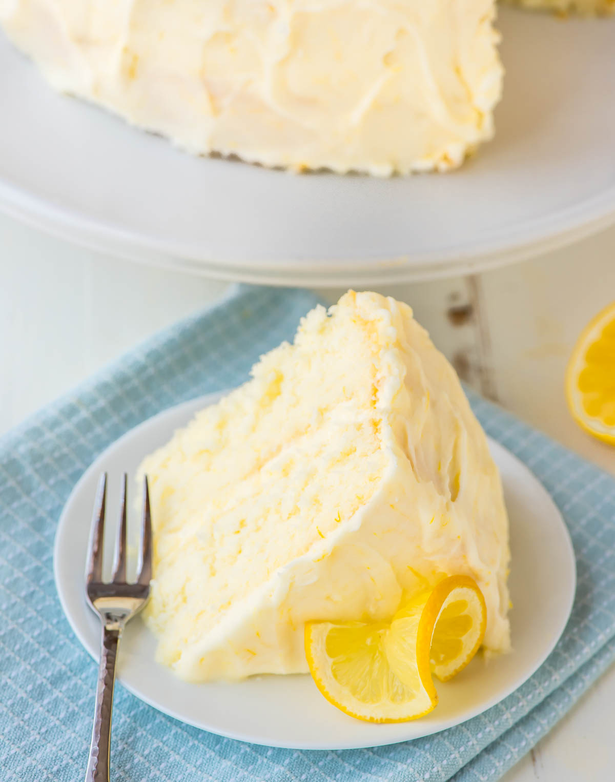 Cheese Layer Cake Recipe