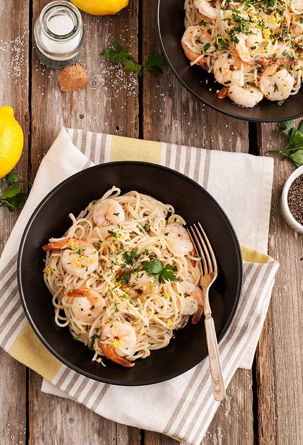 Gluten-Free-Lemon-Shrimp-Spaghetti