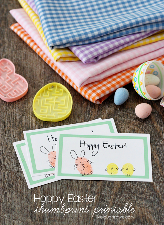 Hoppy-Easter-Thumbprint-Cards-plus-a-free-printable-with-livelaughrowe.com_