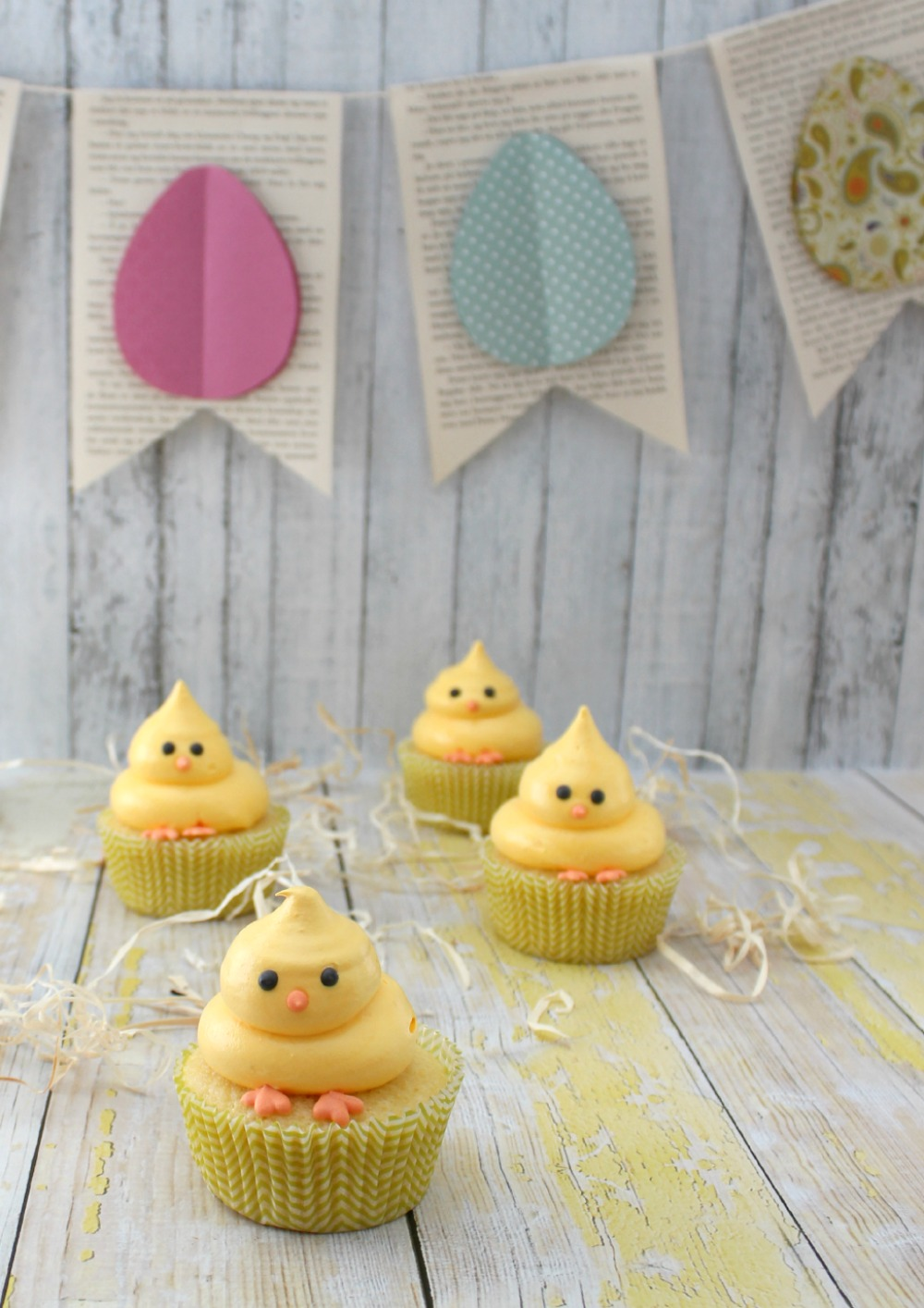 Easter Cakes And Cupcakes Pinterest