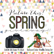 Picture This Spring Giveaway