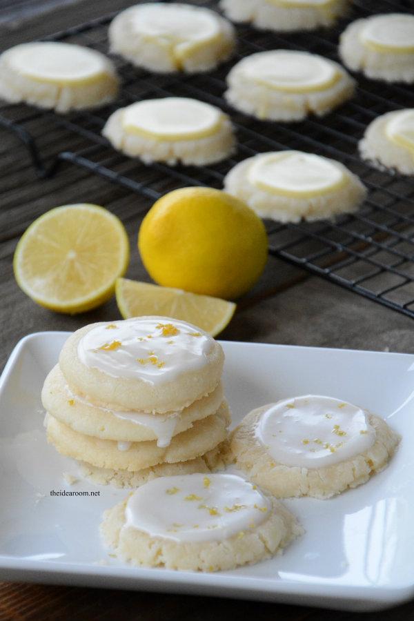 Lemon Meltaway Cookies 6